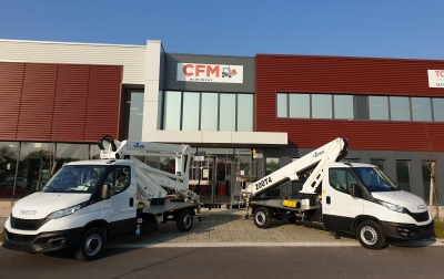 CFM and GSR machines